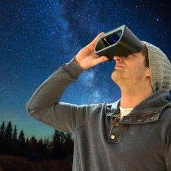 Geburtstagsgeschenke für Frauen - Universe2Go Sternenbrille - Interstellare Nachhilfestunde.