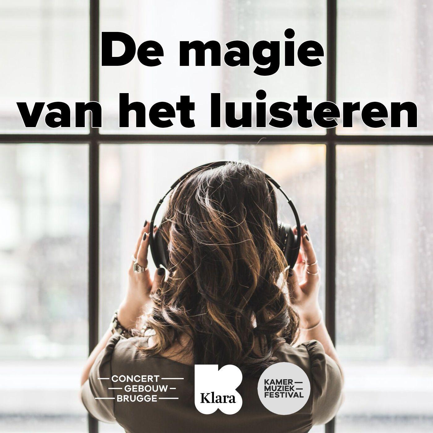 Nieuwe podcast: De magie van het luisteren | Klara - Blijf verwonderd |  Podcast, Podcasts, Strijkkwartet