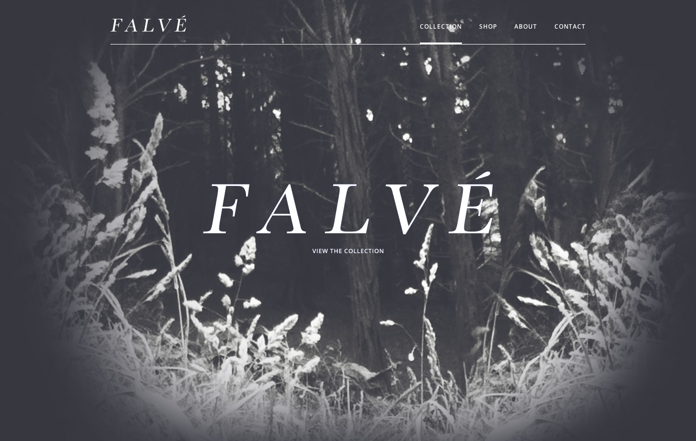 http://www.falve.co.nz/collection/