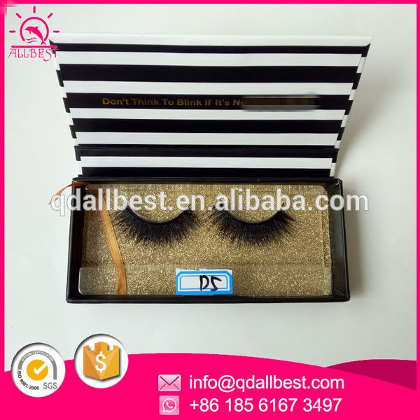 Oem Wholesale Manufacturer Private Label Packaging 3d Silk Lashes