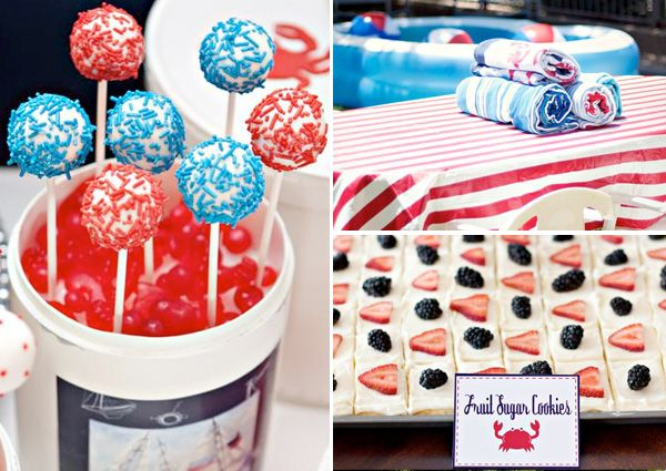 Happy 4th of July + Patriotic Party Inspiration
