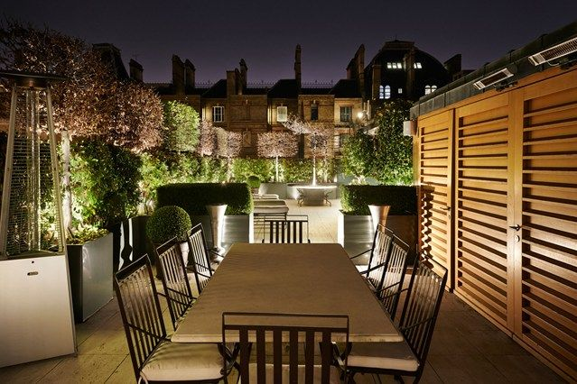City garden inspiration gardens outdoor lighting and balconies city garden inspiration mozeypictures Images