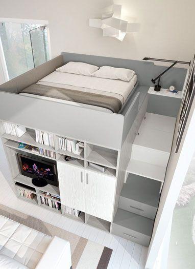 Мебель: Композиция 710 от Ferrim  #Ferrim #fille #Комп