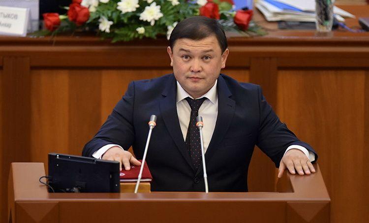 Qirgizistanda Yeni Spiker Novator Az Talk Show Scenes Talk