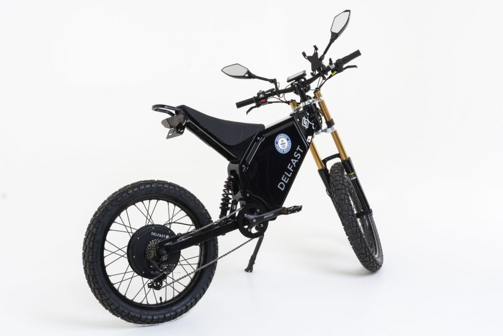 Delfast Launches Top 2 0 And Prepares A Police Bike Best