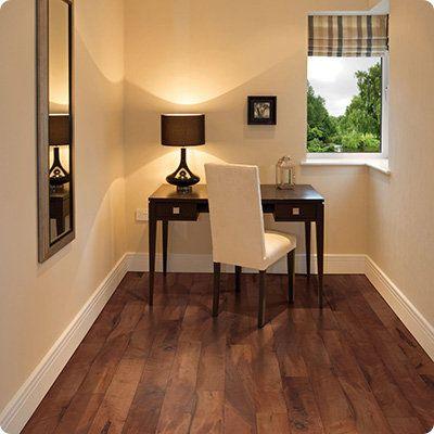 5 15 64 Inch X 47 1 4 Inch Sunburst Walnut Laminate Flooring Walnut Laminate Flooring Home Office Design Luxury Modern Homes