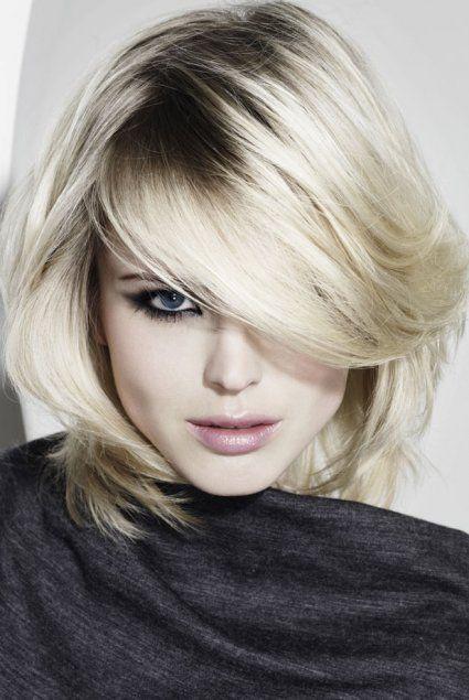 Inspiration coiffure : les plus belles coupes de cheveux mi-longs | Coupe cheveux mi long ...