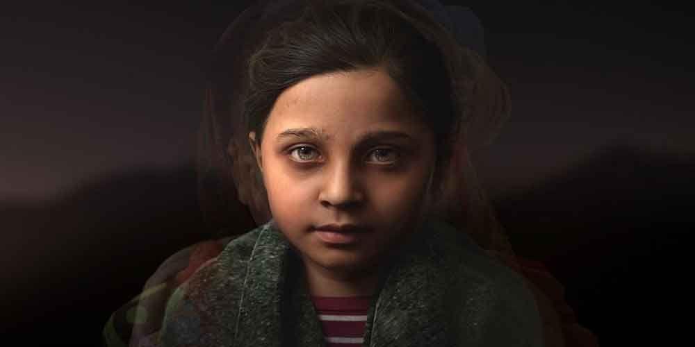 3D-flickan Sofia ska få fler att ge till Unicef - Resumé