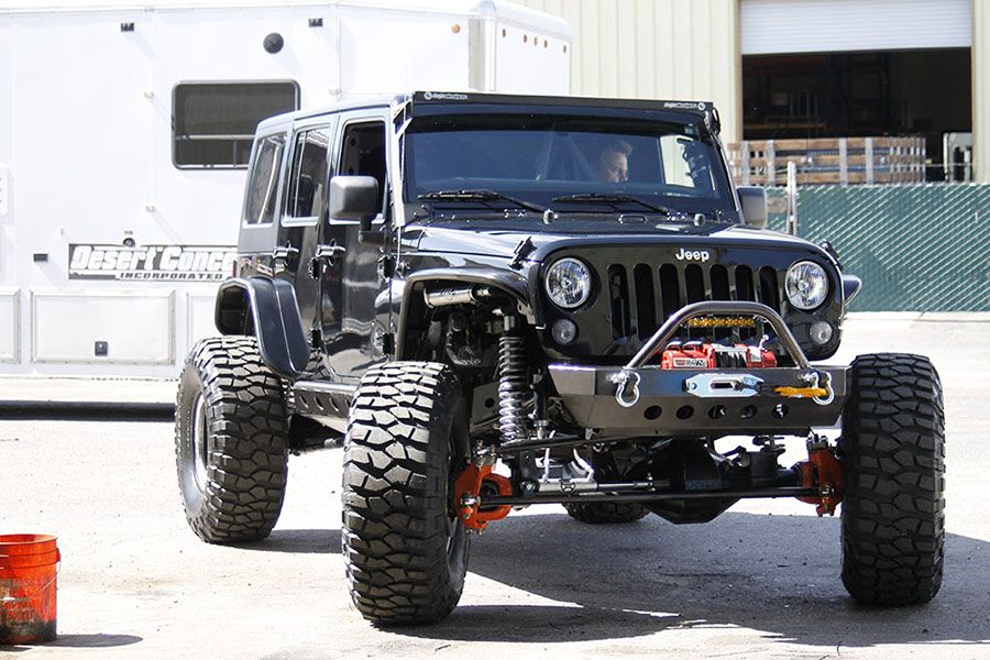 Love A Clean Simple Build Theblacksmithcrew Modern Jeeps Jeep
