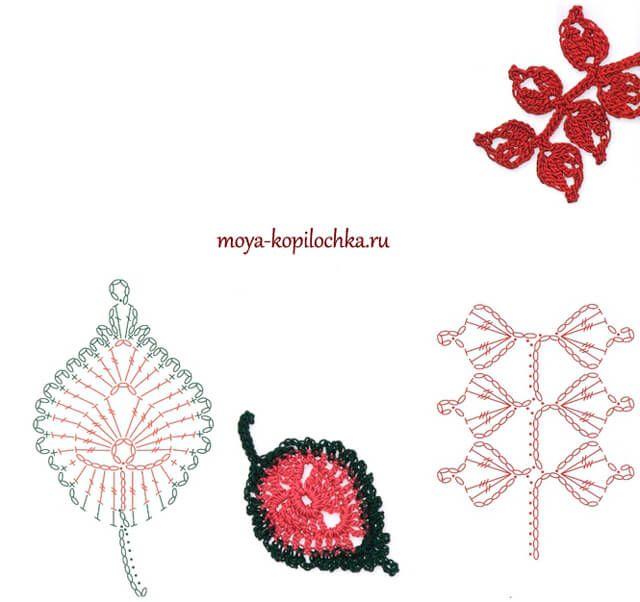 Todo crochet | Flores | Pinterest | Croché, Ganchillo y Patrón de ...