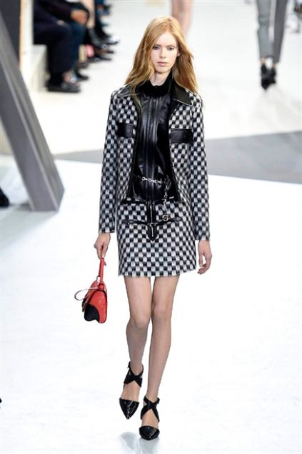 Sfilata Louis Vuitton - Autunno-Inverno 2015-2016 - Parigi - Moda - Elle