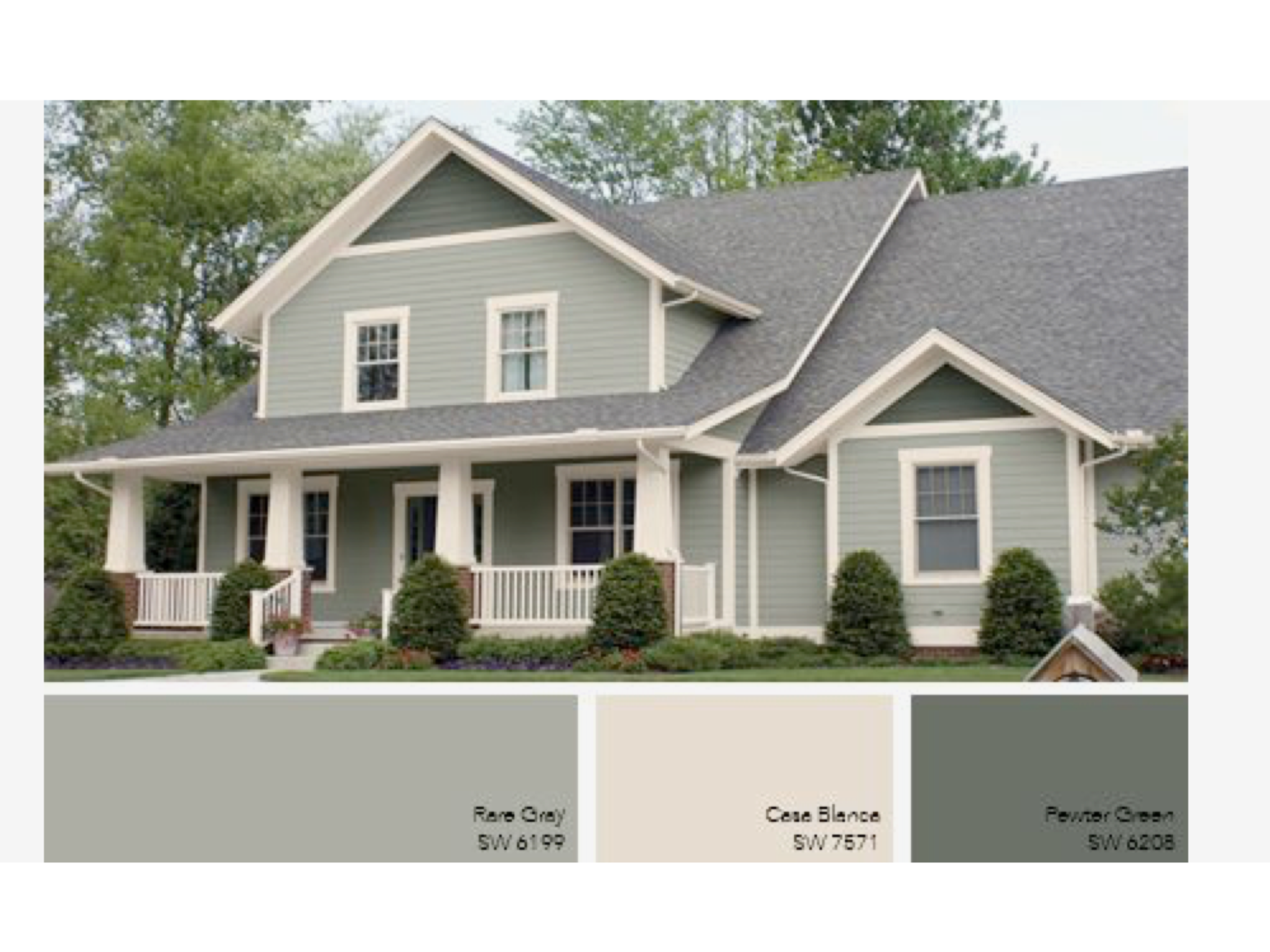 Popular 2015 Exterior House Paint Colors By Sherwin Williams