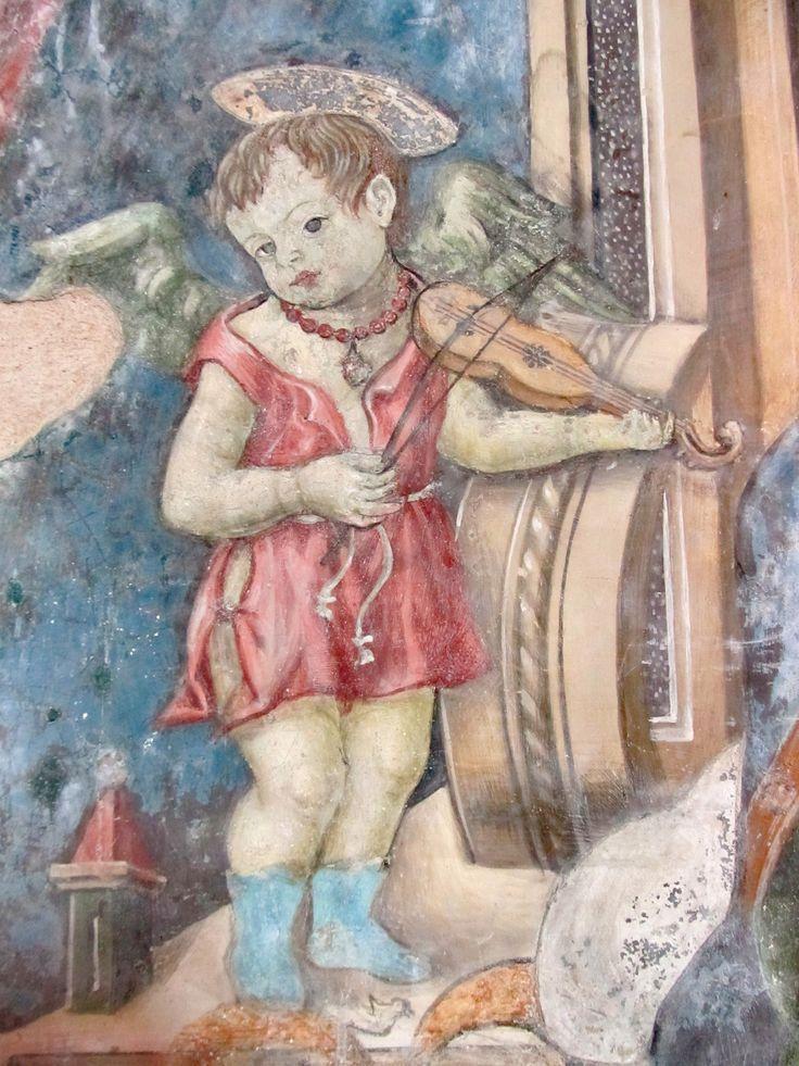 Bildresultat för violino vecchio paintura