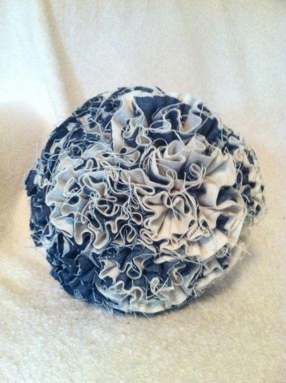 ball of denim