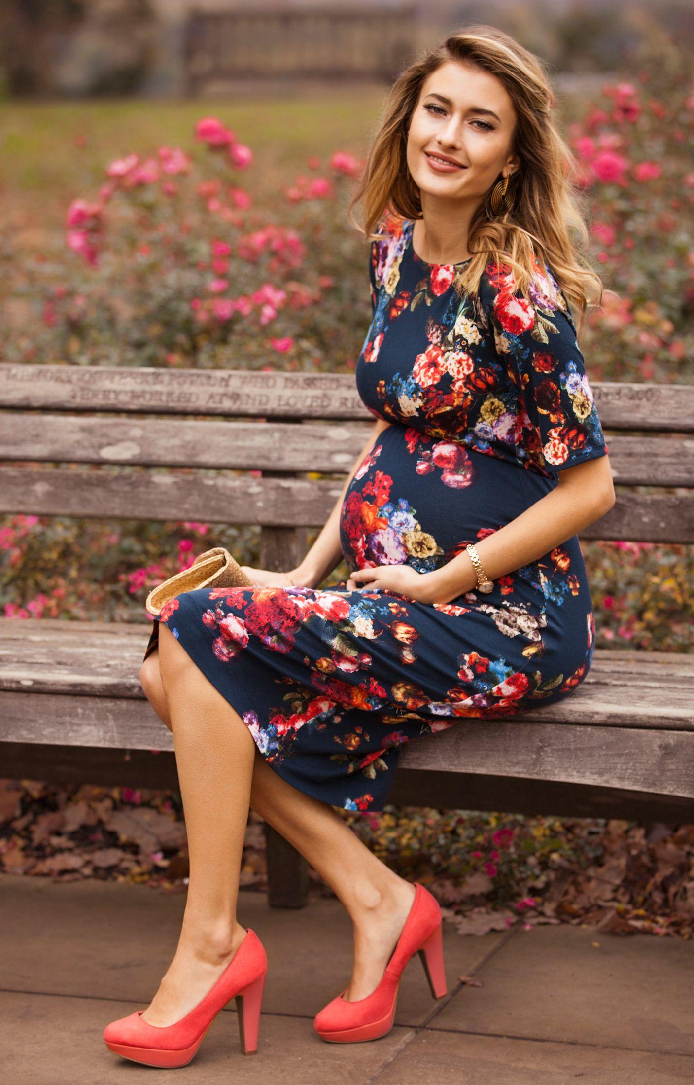 Anna shift dress tiffany rose tiffany and anna anna maternity shift dress midnight garden by tiffany rose ombrellifo Choice Image