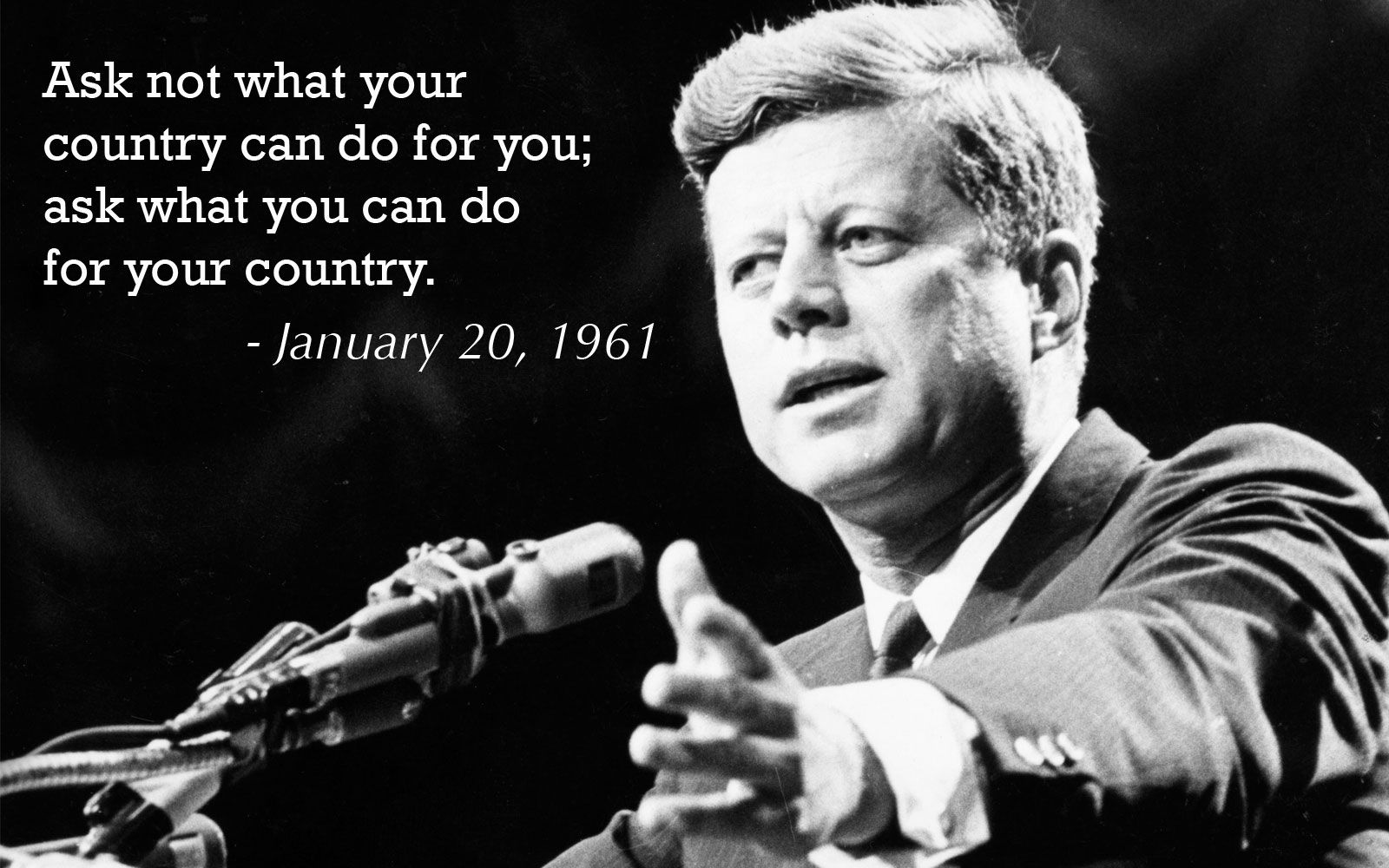 Jfk Quotes Best Remembering Jfk 5 Of His Most Powerful Quotes  Pinterest