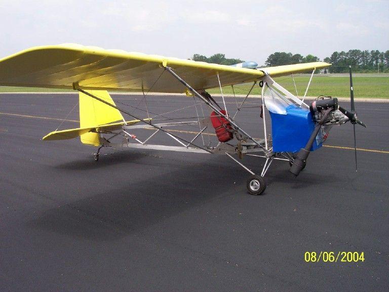 Affordaplane An Affordable Aircraft Aircraft Ultralight Plane Aircraft Wing
