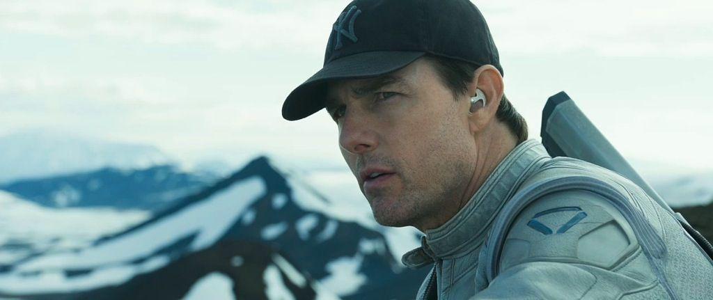 Oblivion Official Tom Cruise Blog