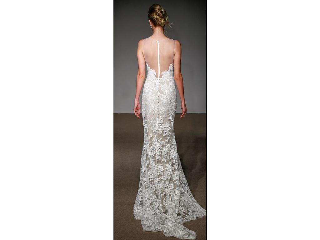 Anna Maier Lola, $1,599 Size: 10 | Used Wedding Dresses | Anna, Size ...