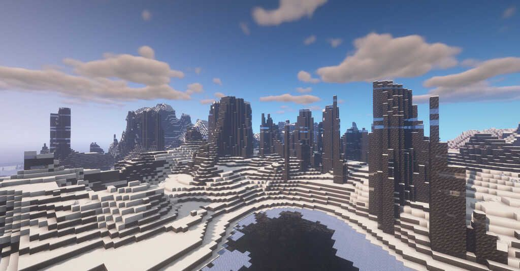 All Of Fabric 3 Modpack 1 16 4 In 2021 Dream Environment Island Survival San Francisco Skyline