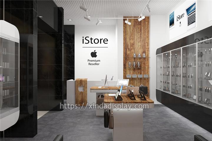 Modern Cashier Shop Counter Design For Computer Store Loja De Celular Loja Celular Layout Da Loja