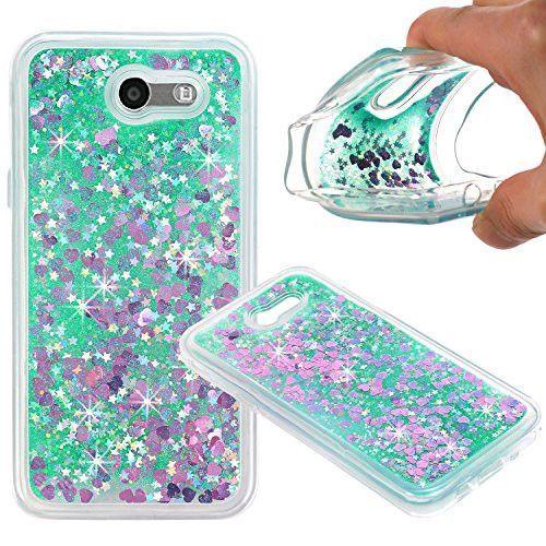 samsung j3 glitter phone case