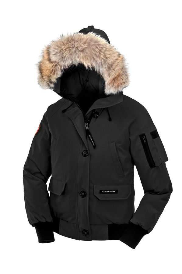 Bomber Chilliwack Canada Goose Donne Brown