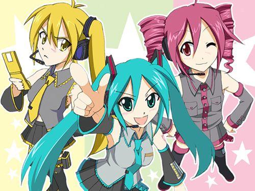 Vocaloid Triple Baka