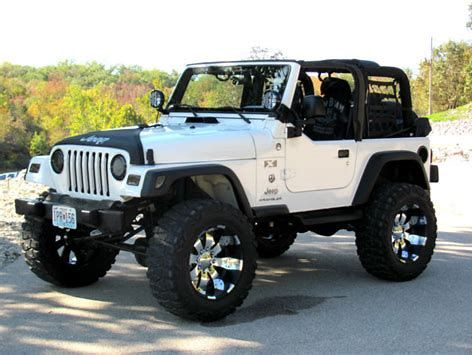 Image Result For Lifted Jeep Wrangler