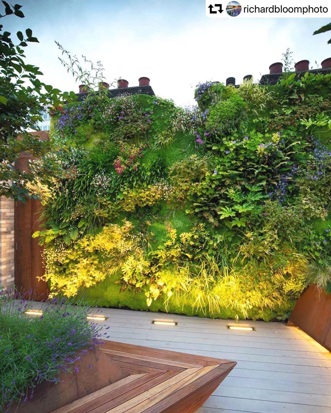 Shoreditch Gardens: I Photographed This Incredible Roof Garden In Shoreditch A