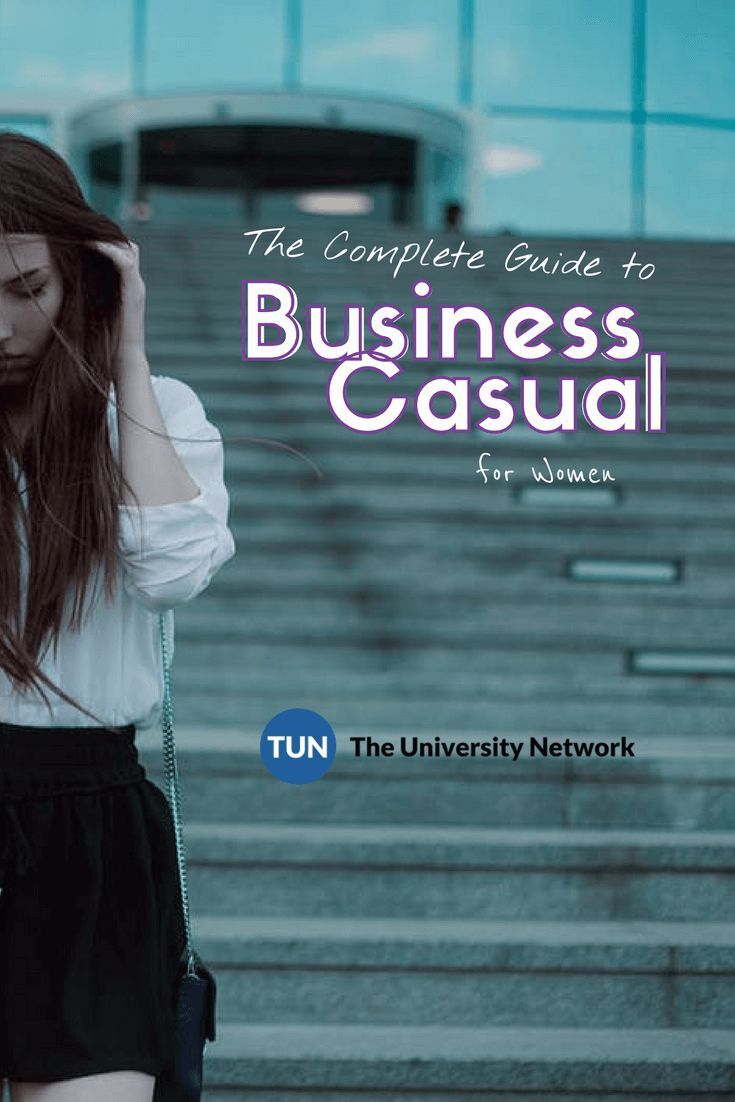 The complete guide to business casual attire for women