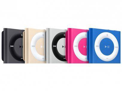 iPod Shuffle Apple 2GB - MKM92BZ/A com as melhores condições você encontra no Magazine Ciabella. Confira!