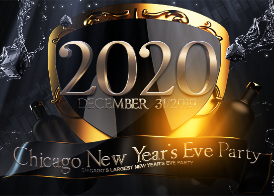 Chicago New Year's Eve Party 2020 New years eve chicago
