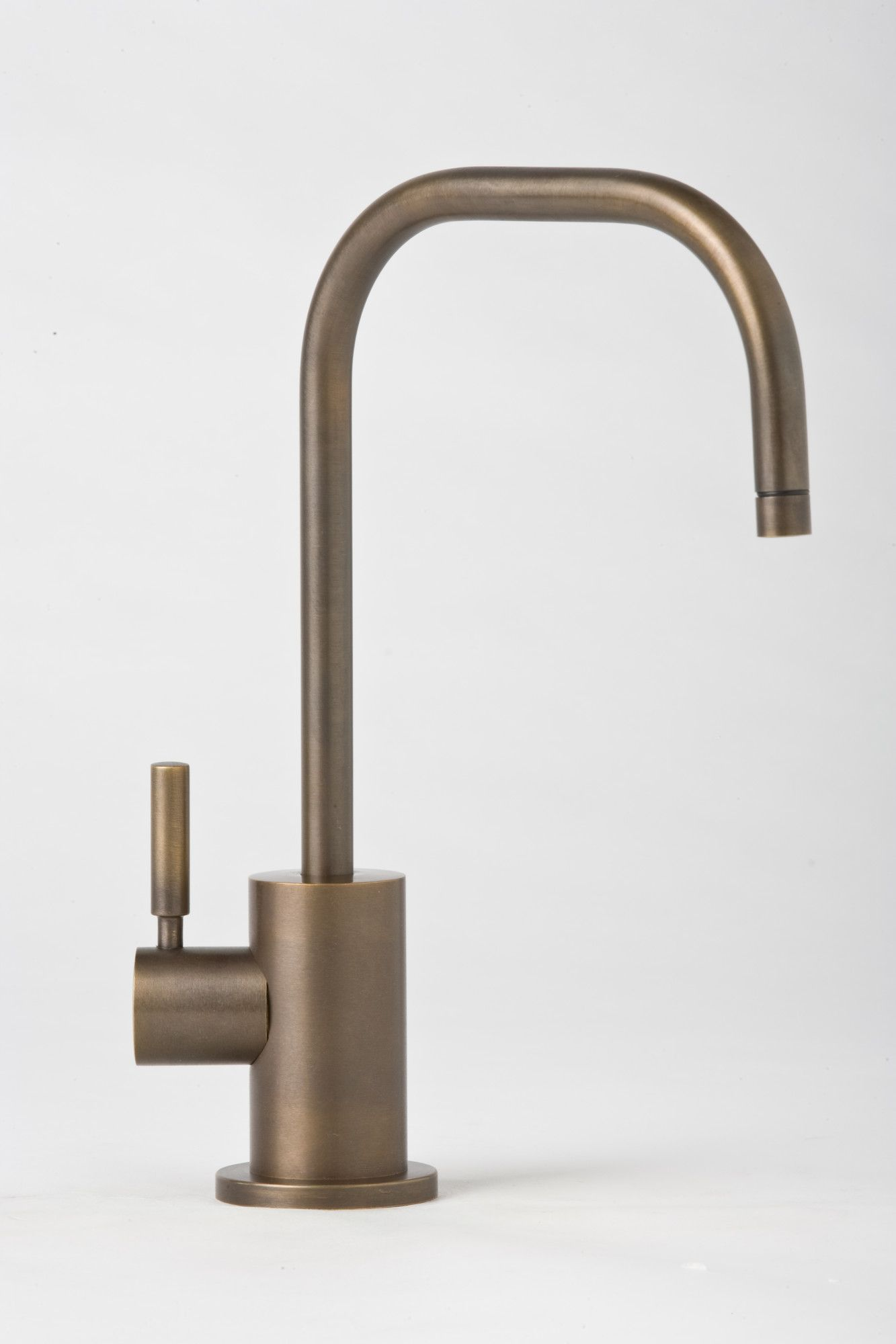 Waterstone Fulton One Handle Single Hole Cold Water Dispenser Faucet ...