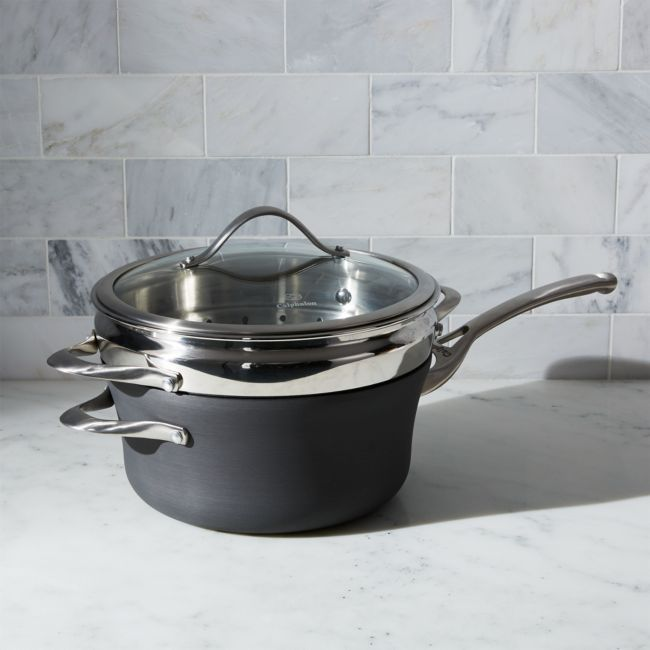 Saucepans and Sauciers | Crate and Barrel