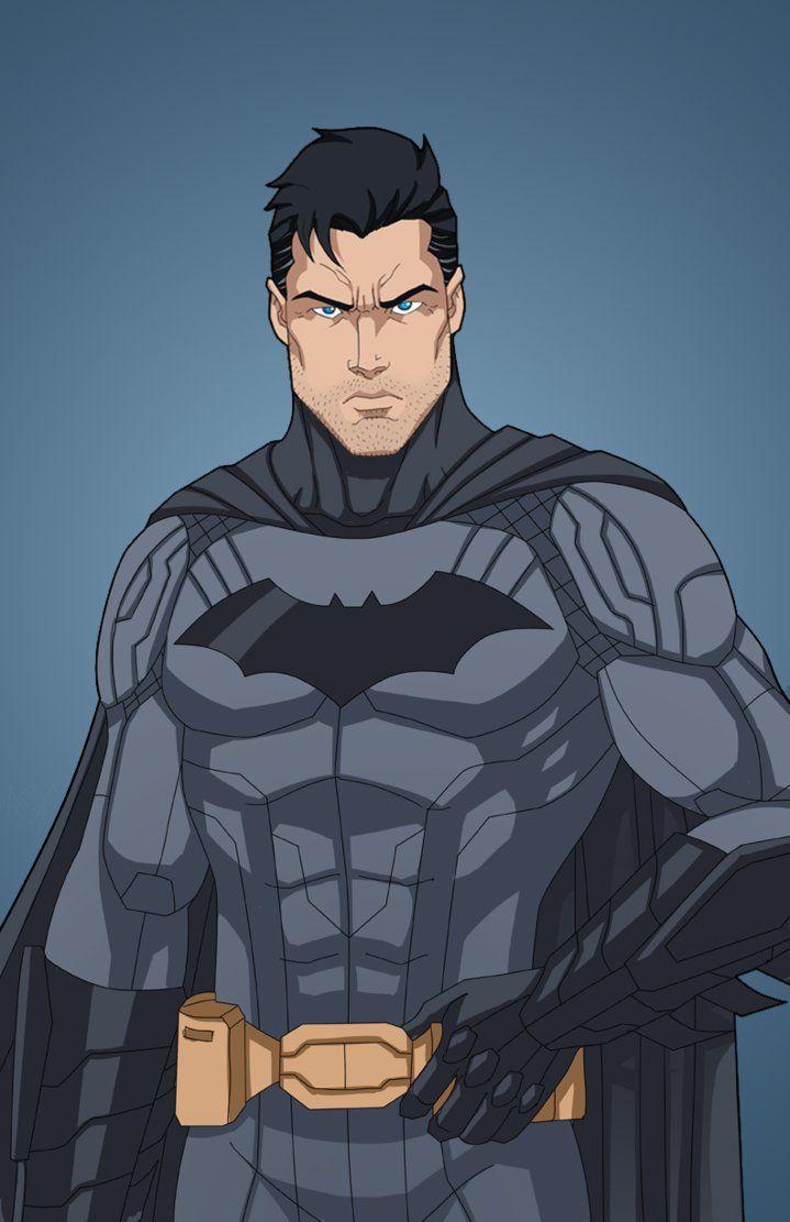 Batman Unmasked By Dannyk999