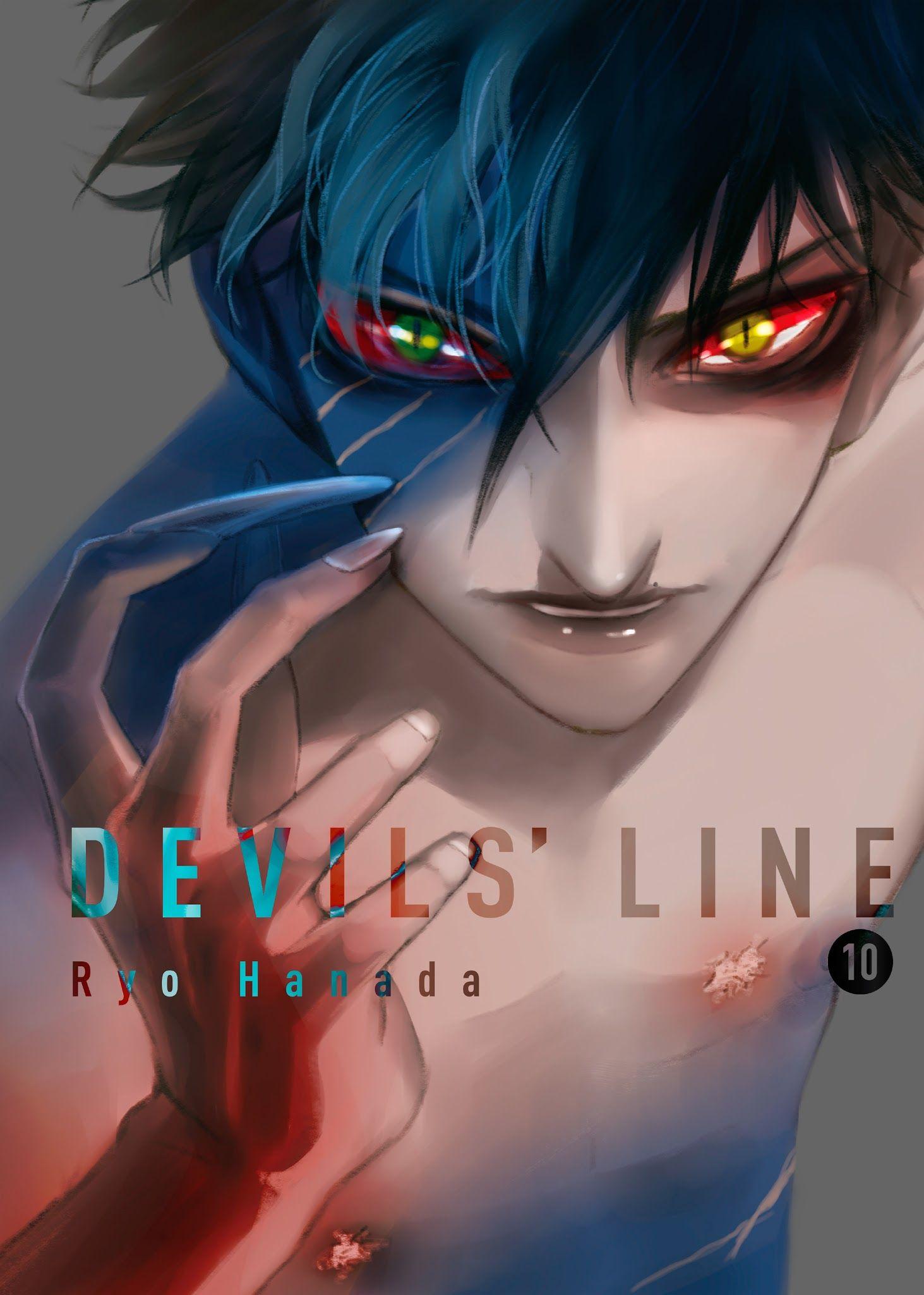 Devils line chapter 48 page 1 duvar