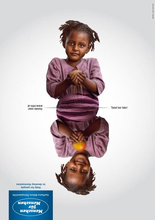 Creative Advertising Posters | Design | Graphic Design Junction
