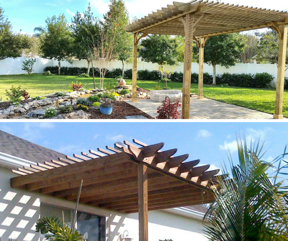 If youve been to our website you know we have many different pergola depot do it yourself pergola kits shipped nationwide solutioingenieria Gallery