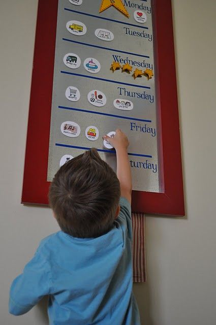 What\u0027s Up Weekly Board Tutorial Home helps for the kids