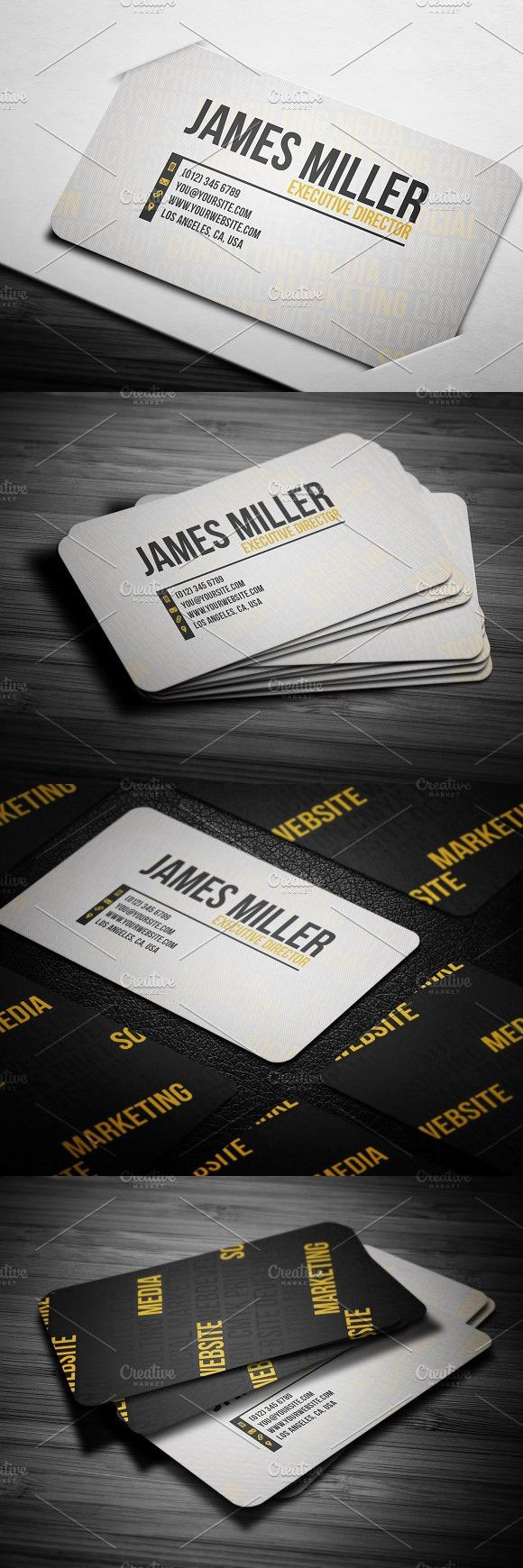 Keywords Business Card | Cool business cards, Business ...