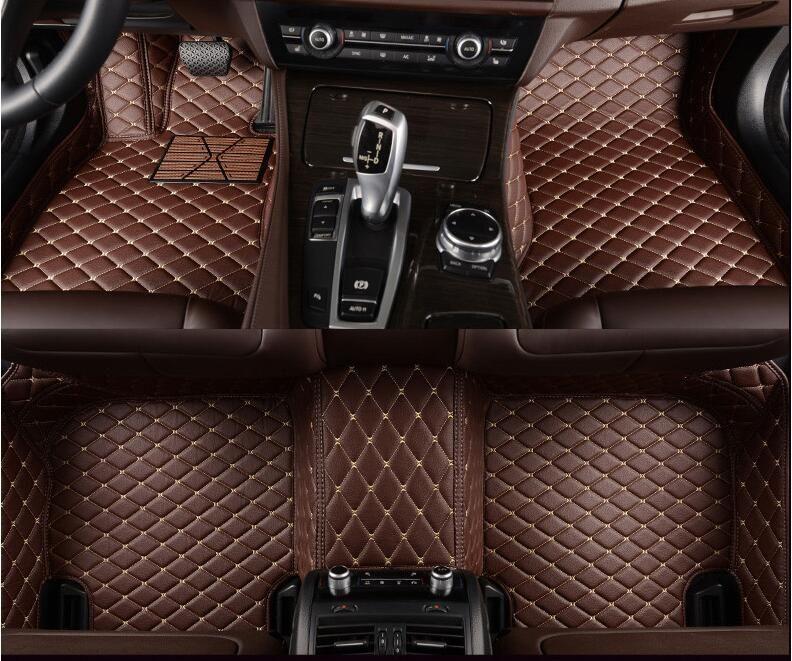 3d Luxury Slush Floor Mats Foot Pad Mat For 16 17 Suzuki Vitara