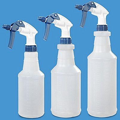 Plastic Spray Bottles Empty Spray Bottles In Stock Uline