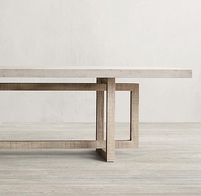 Heston Rectangular Dining Table Rectangular Dining Table