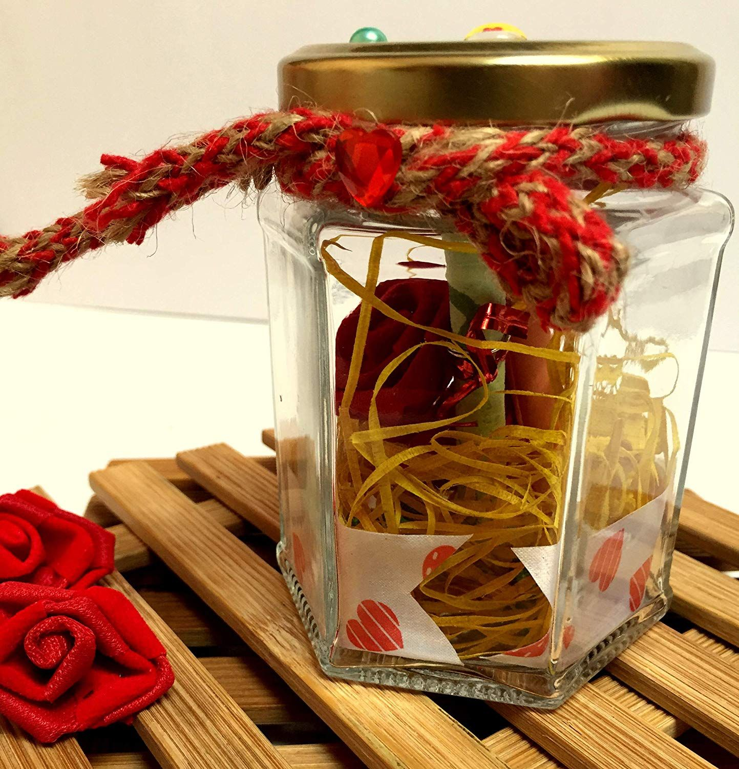 Buy Valentine S Ts Jar With Personalised Secret Love