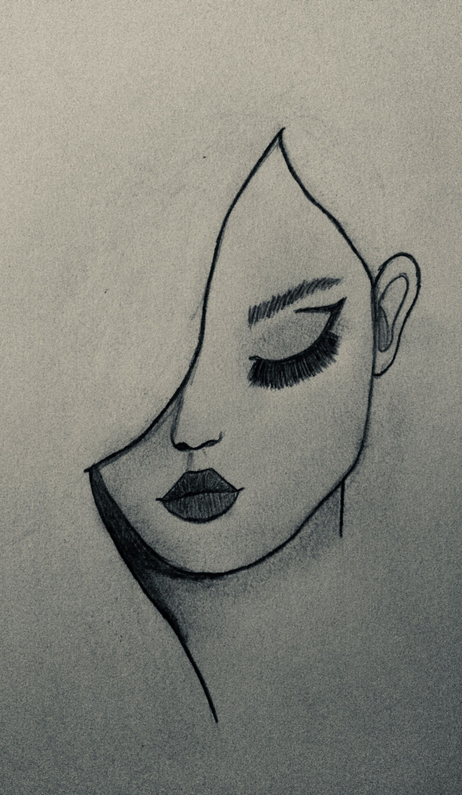 Pin By Crystal Pike On My Art Art Drawings Sketches Simple Art Drawings Simple Art Drawings Sketches