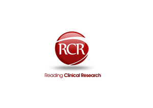 Reading Clinical Research Logo Design Project Modern, Professional Logo Design by Dry Media Design