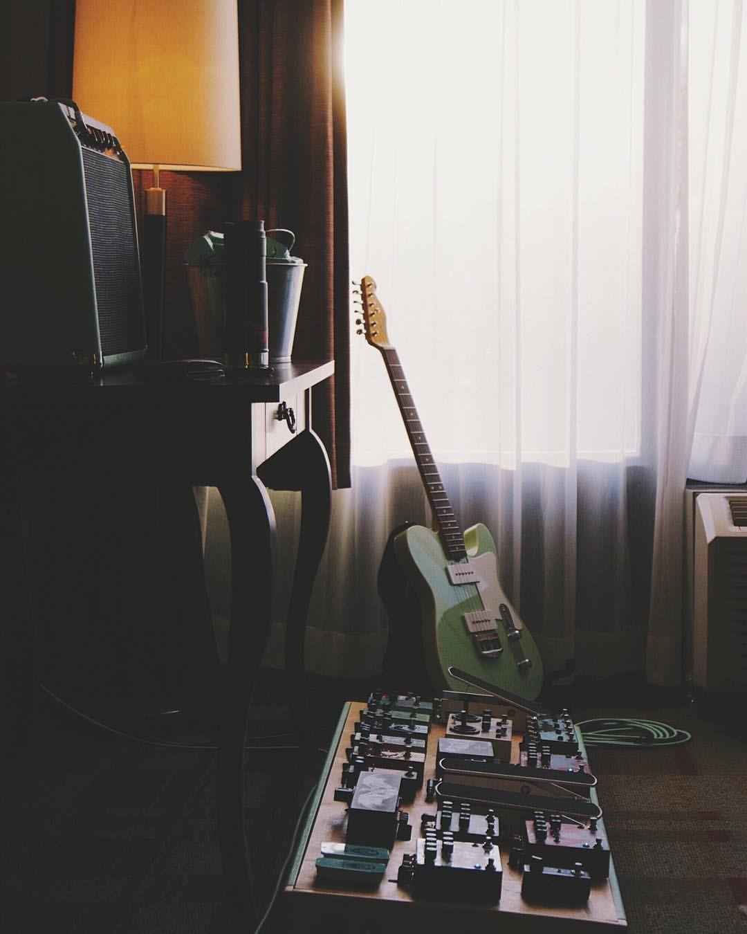 Fk yeah effects pedals travisswarren guitars and