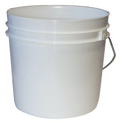 Argee Corporation Bucket Plastic Pail Paint Buckets Plastic Buckets