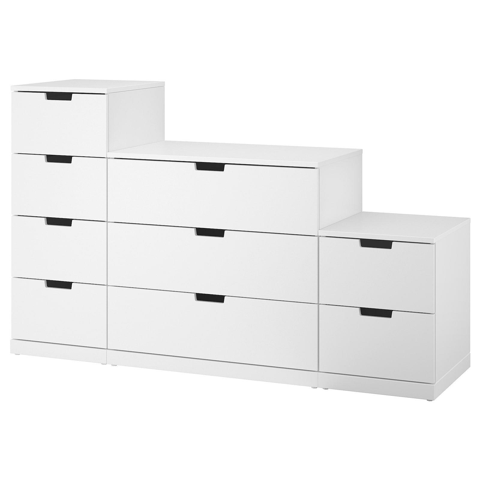 Nordli Ladekast 9 Lades Wit 160x99 Cm Ikea In 2021 Ikea Nordli Headboard Storage Ikea [ 1600 x 1600 Pixel ]